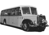 FBW Oldtimer Bus Icon
